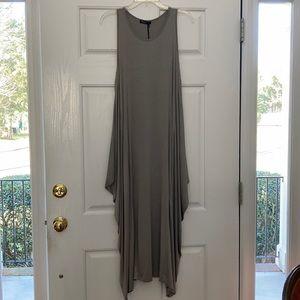 Bella Amore sleeveless taupe Dress